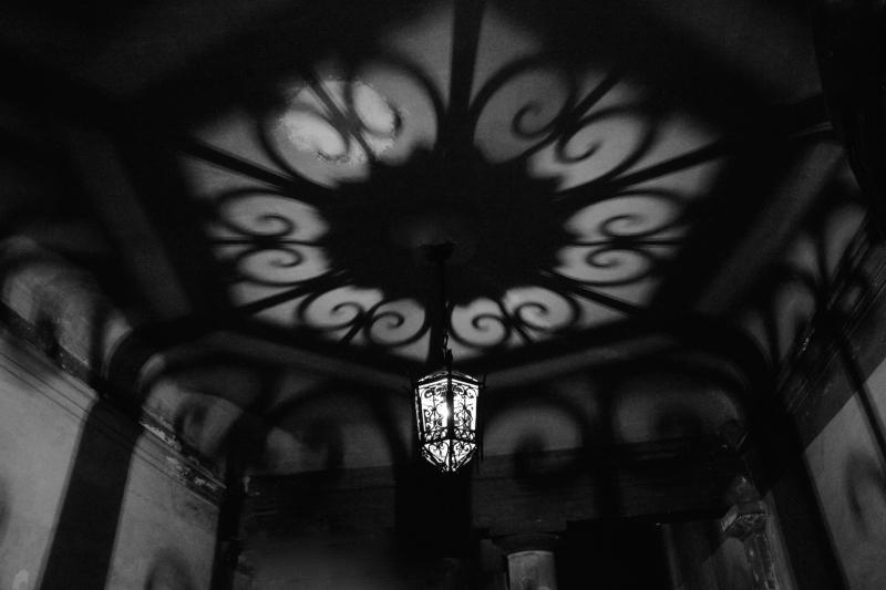 Dancing of lamp…..